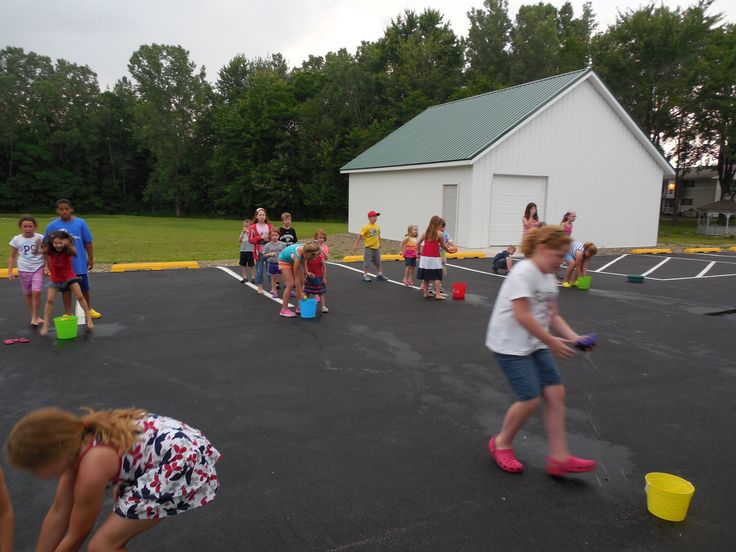 3rd grade--Wet and Wild Water Games for Kids!