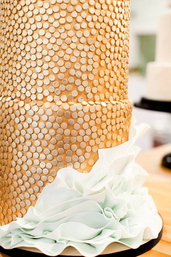 17 Best Images About Girly Cakes On Pinterest Sequin