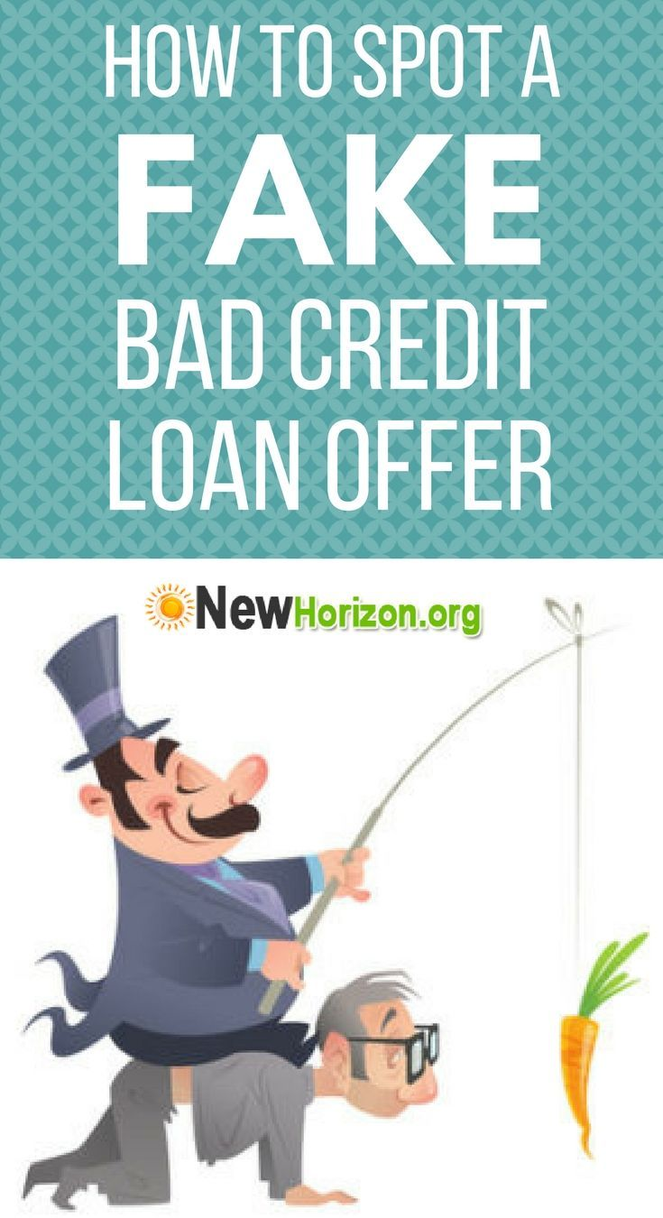 The Truth About Bad Credit Loans No Credit Loans Loans For Bad Credit Apply For Student Loans