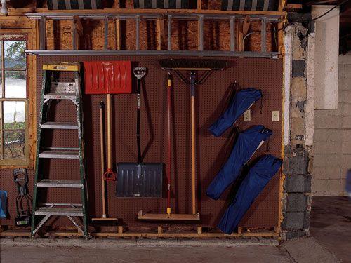 100 Best Garage ORGanization Images On Pinterest | Garage Organization,  Garage Storage And DIY Part 24