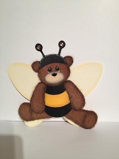 Sweet Tear Bears: Sweet honey bear