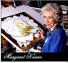 Margerat keane paintings and life  | Margaret Keane