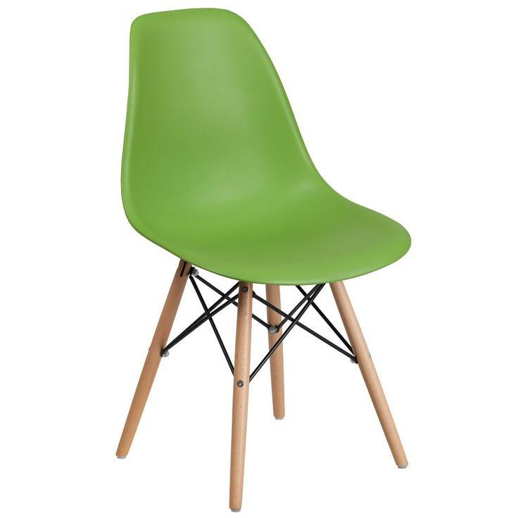Ressler Plastic Dining Chair