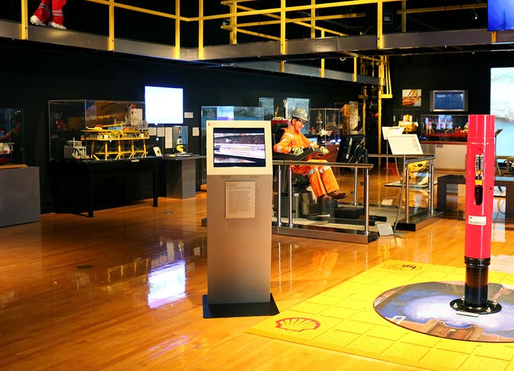 Here is our Freestanding Kiosk at the George W. Bush Presidential Library being used to display exhibit information for visitors. We appreciate seeing our kiosks in their new home!  http://www.advancedkiosks.com/freestanding-kiosk.php