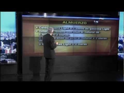 Dr. Cormillot   Una dieta de verano - YouTube