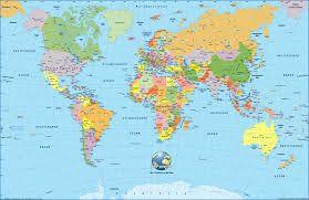 weltkarte länder - Google-Suche