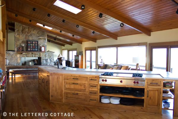 Pics From The Pioneer Woman's Place and The Perfect Pot Roast | The Lettered Cottage