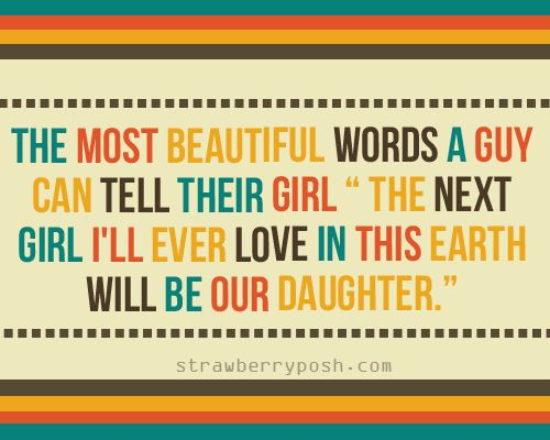 Words were never truer:  Internet Site, Little Girls, Sweet,  Website, Quotes, Bryans Adam, Web Site, Daughters, Beautiful Words