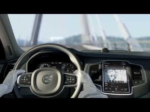 2015 Volvo XC90 Interior - YouTube