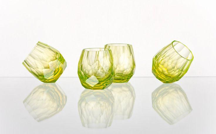 Cubism uranium by Rony Plesl