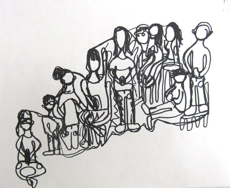 Contour Line Drawing Middle School : Best thoreau middle school art projects