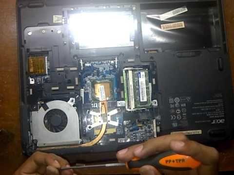 Menutup Casing Laptop Acer Aspire 5610Z
