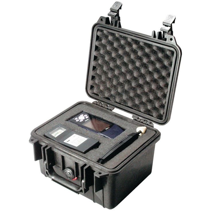 Pelican 1300 Protector Case With Pick N Pluck Foam (black) – USMART NY