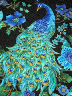 Peacock Quilt