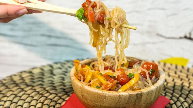 Shirataki di Konjac - Spaghetti 5 Calorie