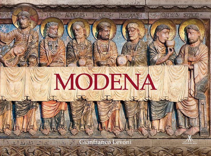 La #Modena preistorica, medioevale, ducale e contemporanea scorre come un fiume lento e armonioso, alternando il bianco e nero degli esterni al colore ricco degli interni fiabeschi e dei capolavori dell'arte.