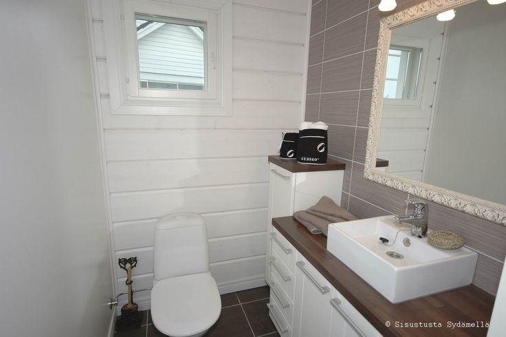 Kylpyhuoneen Kalusteet Edullisesti : Asuntomessujen pesuhuoneita ja wc