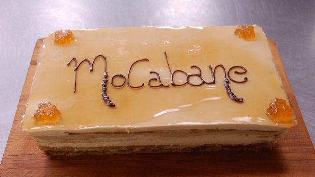 Gâteau Moka « mocabane »   Télé-Québec   Un chef à la cabane   http://unchefalacabane.telequebec.tv/recettes/54/gateau-moka-mocabane