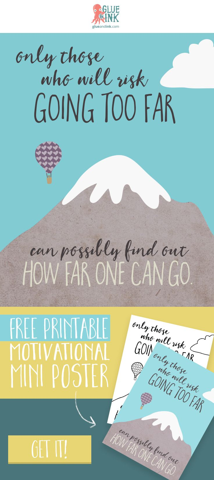 10 best *Freebies!* from Glue & Ink images on Pinterest | Creative ...