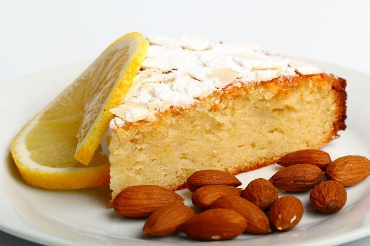 Ein ganz besonderer Zitronenkuchen, der ganz ohne Mehl auskommt!