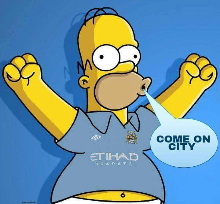 Come On CITY!
