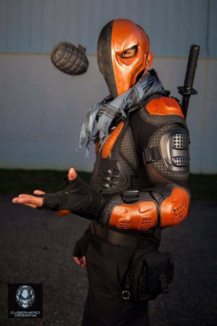 Deathstroke #cosplay