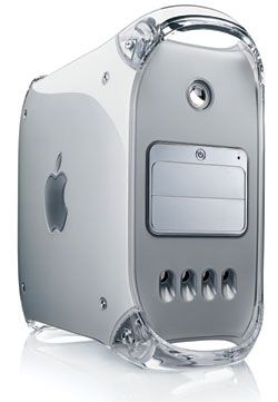 The Power Macintosh G4 was really my favorite Mac of all time. I know, the Mini runs a close second.