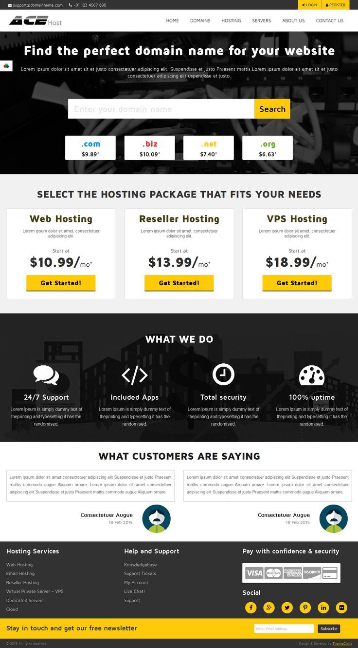 8 besten HTML templates Bilder auf Pinterest | Bestellformular ...