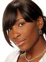 Venus Williams [also visit venuswilliams.com]