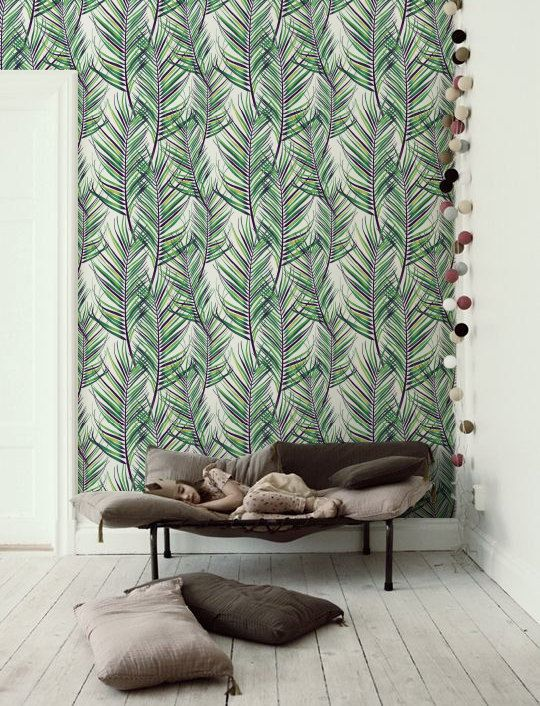 Removable Wallpaper / Self adhesive Wallpaper / by Betapet on Etsy
