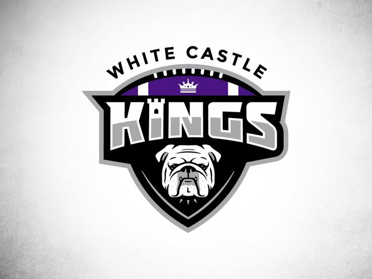 White Castle Kings:  Please make history by creating the logo for a little league football team by code red