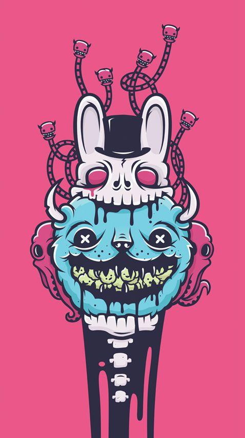 Creepy Cute by Cohen Gum