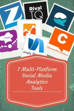 7 SM Analytics tools
