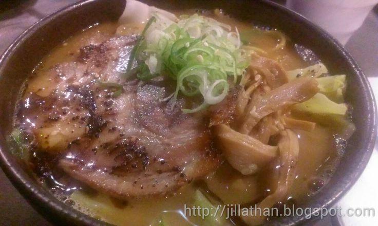 Hokkaido Miso Ramen of Kichitora of Tokyo