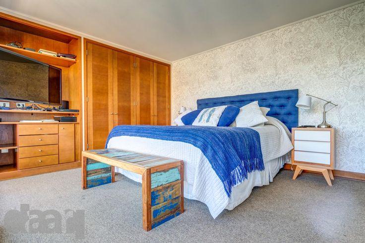 dormitorio principal departamento las nieves #interiorismo #diseño #decoracion #daarq #bedroom #dormitorio