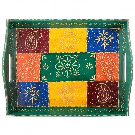 painted wooden trays - Iskanje Google
