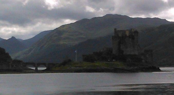Eilean Donna Castle