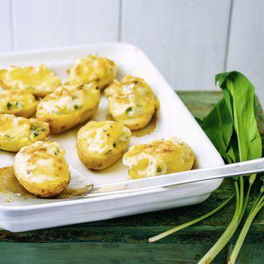 Frühlingskartoffeln mit Füllung Rezept   Küchengötter