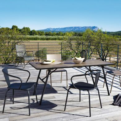 25 best ideas about table de jardin pliante on pinterest table jardin pliante table pliante for Fauteuil salon de jardin la redoute