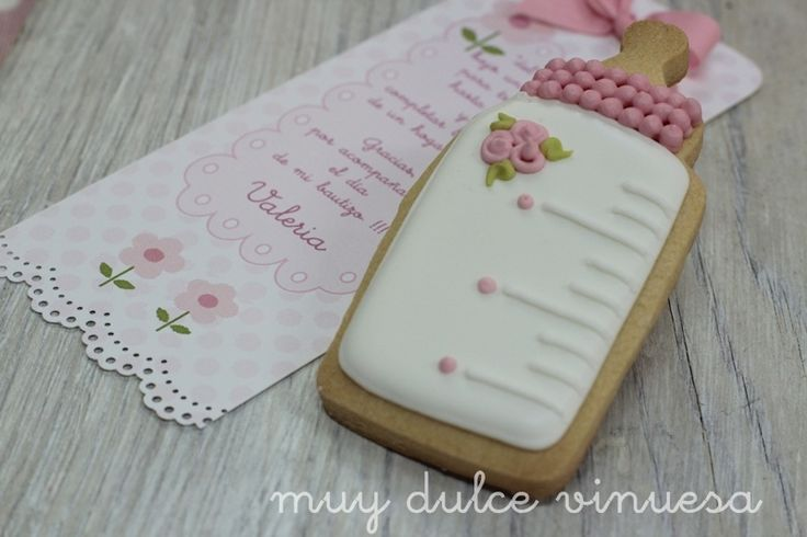 """VERY SWEET"" Mariapi AND MERCEDES GARCIA DE VINUESA DECORATED COOKIES: BABIES"