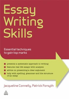 Help on essay writing skills in english pdf