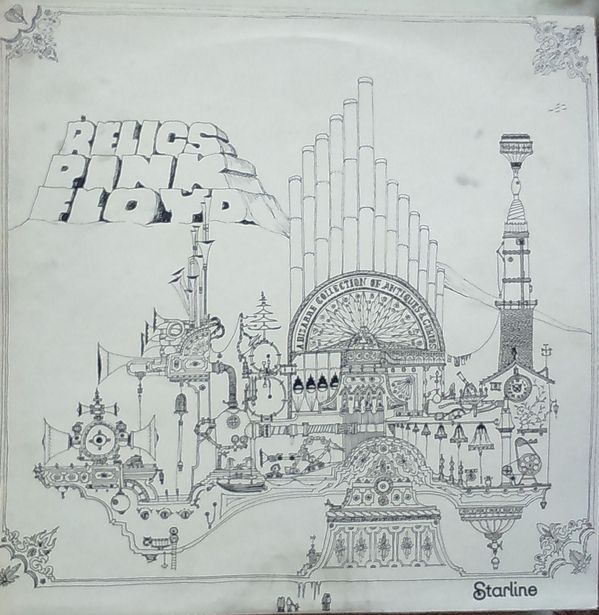 """Pink Floyd - Relics at Discogs """"Paintbox """""""