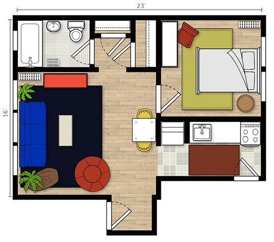 cool floor plan apartment. Tabitha s Infusion of Color  Small Cool 2016 513 best First Space images on Pinterest My house Sweet home