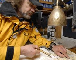 Die U2 im ewigen Eis  Polarforscher Arved Fuchs und die Welt der Expeditionen