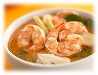 Leuke site met thaise recepten (thaise tom yam kung soep) - www.thainl.nl/thaise-recepten