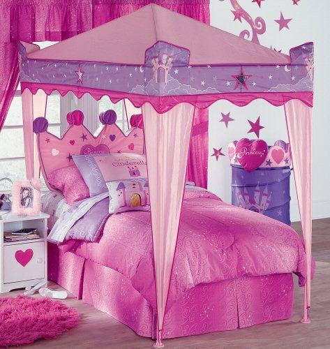 غرفة باربي مناسبة لطفلتك الصغيرة #غرف_نوم #غرف #صور