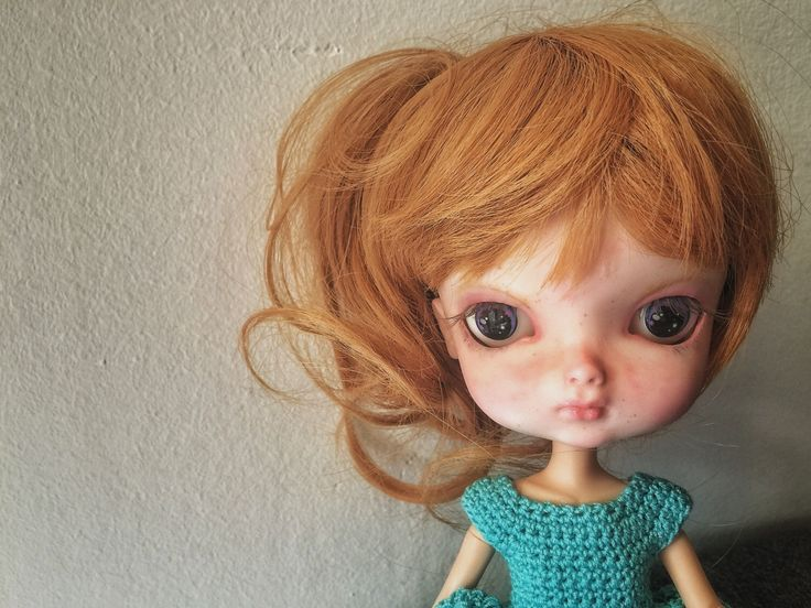 Un preferito personale dal mio negozio Etsy https://www.etsy.com/it/listing/505661949/mariana-bbgirl-custom-doll-ooak-fashion
