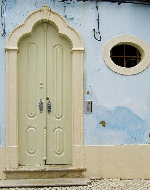Olhão, Portugal by John LaMotte, via Flickr