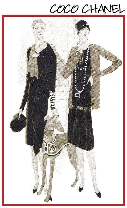 25 Great Ideas About Coco Chanel 1920s On Pinterest