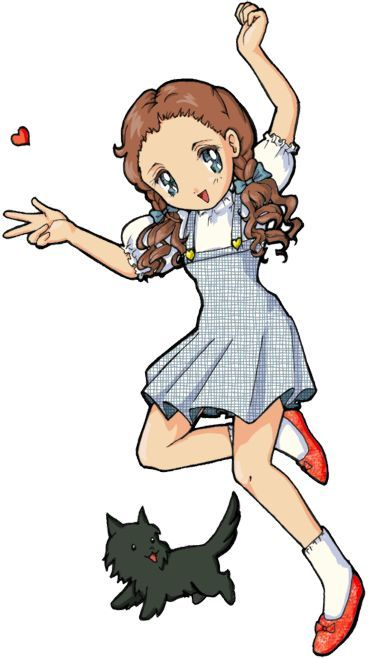 Image Result For Anime Dorothy Wizard The Wonderful Wizard Of Oz